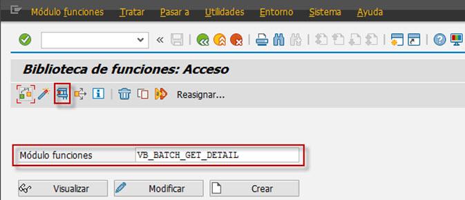 01300 - SE37 - VB_BATCH_GET_DETAIL - Caracteristicas lote